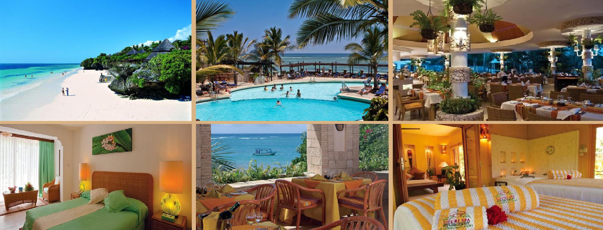 Leopard Beach Resort Kenia Malika Travel